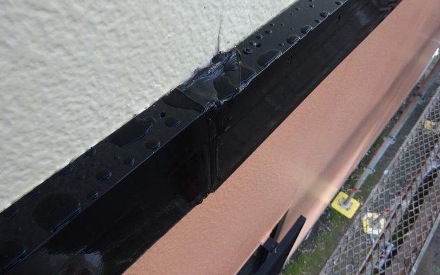 帯板補修・塗装