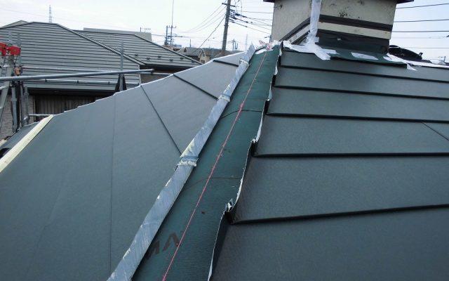 屋根葺替え