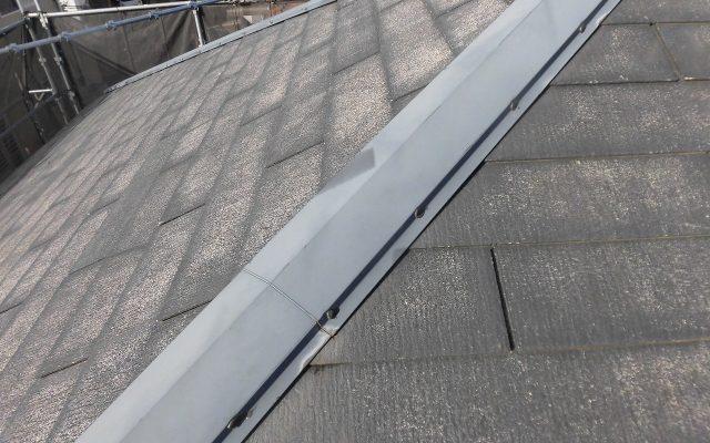 屋根棟シール処理