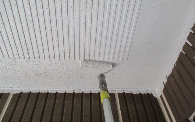 軒天井塗装