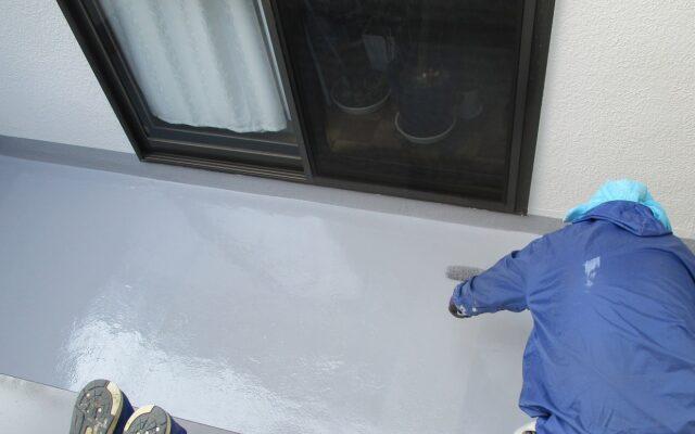 ベランダ床防水トップ