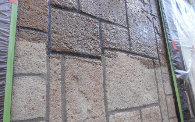 外壁タイル下塗りクリヤー