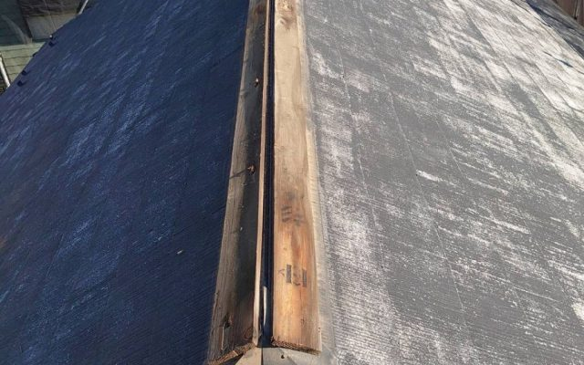 屋根貫板交換