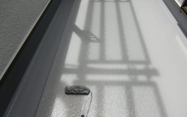 ベランダ防水トップコート