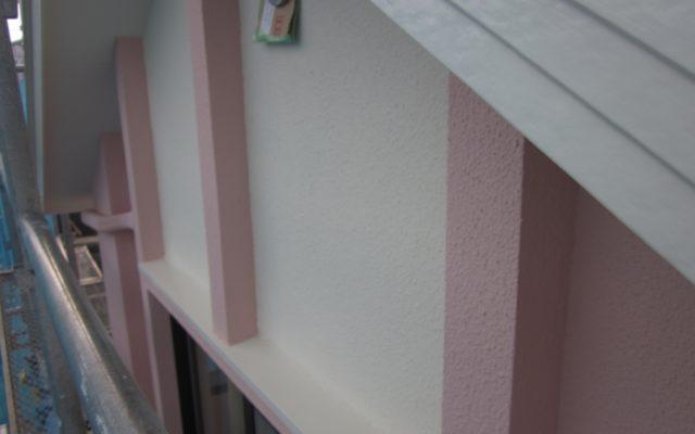 外壁・部分塗装完成
