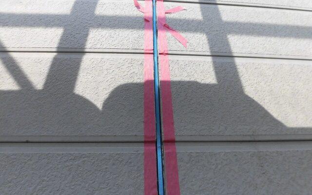 外壁シール打替え