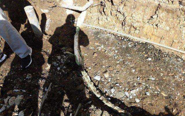 ガス管・水道管移設