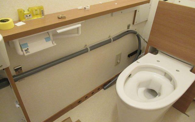 トイレ取付