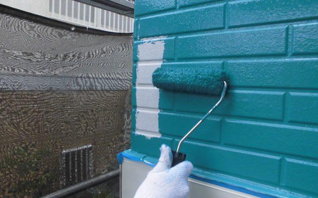 1階外壁(サイディング)