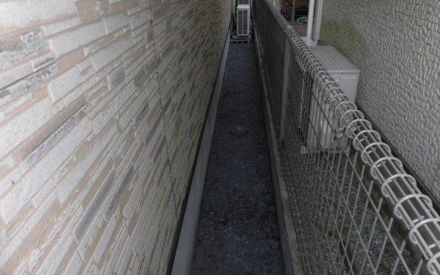 堀削後砕石地業