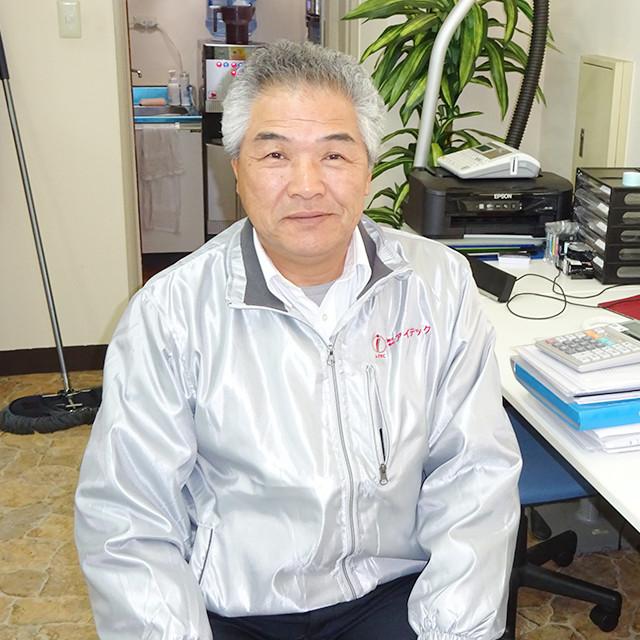 工事部専任監督 鈴木 洋芳