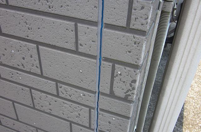 外壁シーリングの硬化現象