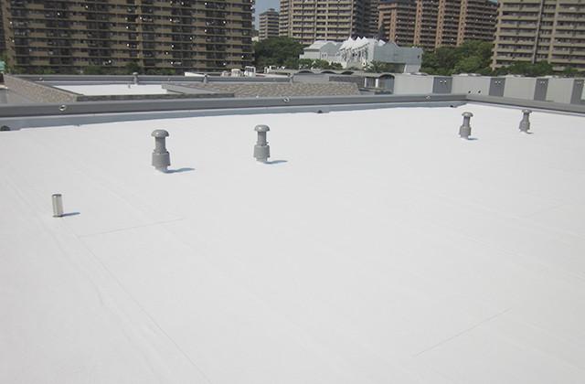 塩ビシート防水(屋上・ベランダ)